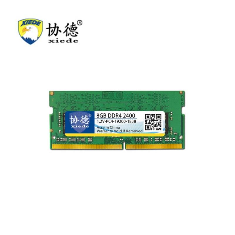 Memória ram ddr4 para laptop notebook sodimm, memória com ddr 4 2133mhz 2400mhz 2666mhz 8gb 16gb pc4