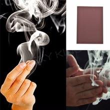 Hot Sale 5pcs Magic Finger Smoke Hell's Smoke Finger Tips Party Magic Tricks Bitrthday Gift Classic Toys for Children Baby Kids