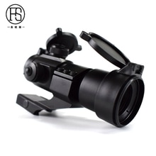 M3 Red Green Dot Hunting Optics Riflescope Sniper Shooting Rifle Gun Sight Scope 20mm Weaver Rail Use
