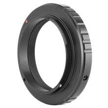 T2 Montieren Tele Spiegel Objektiv Adapter Ring Für Canon Nikon Sony E Mount A6500 A7III M4/3 GH4 GH5 pentax PK Olympus OM Kamera