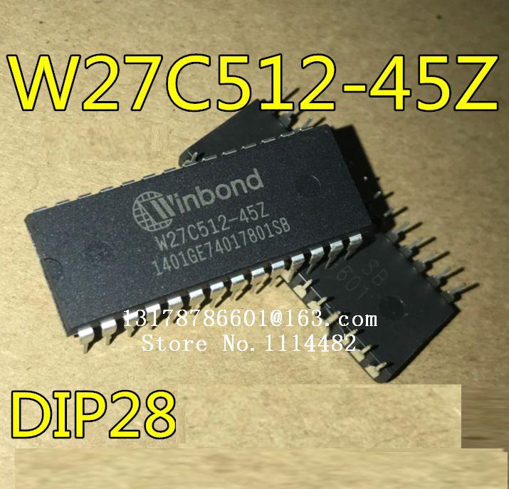 شحن مجاني 10 قطعة/الوحدة W27C512 W27C512-45 W27E512 W27E512-45Z W27C101 W27C010-70 39SF040-70 SST39SF040 39SF040 DIP