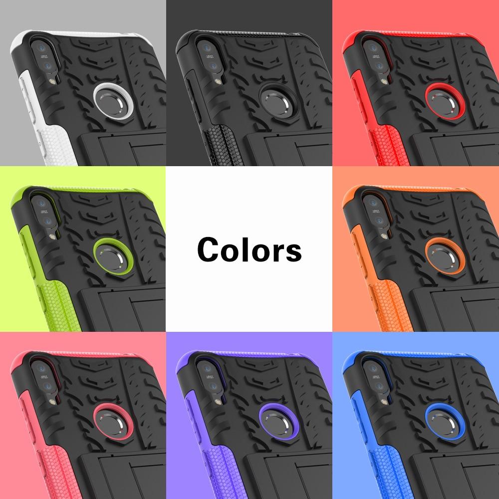Para Asus Zenfone Max Pro M1 ZB601KL caso de TPU y PC doble armadura cubierta de silicona dura para Asus Zenfone Max Pro M1 ZB602KL X00TD
