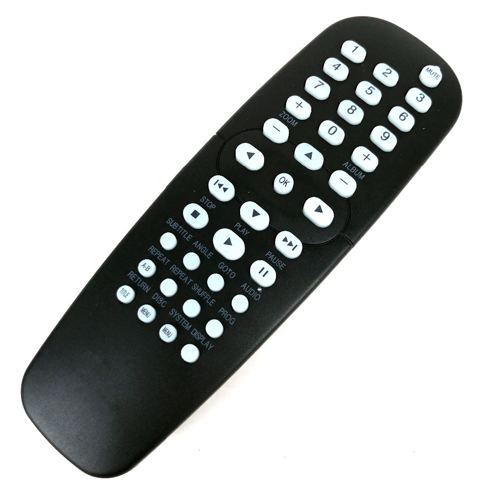 NEW Original For Philips Fit for DVD Remote control RC19133001/01H DVD6125 DVD622 307BA Fernbedienung new n2qayb000011 remote control fit for panasonic dvd dvd s1s dvd s1