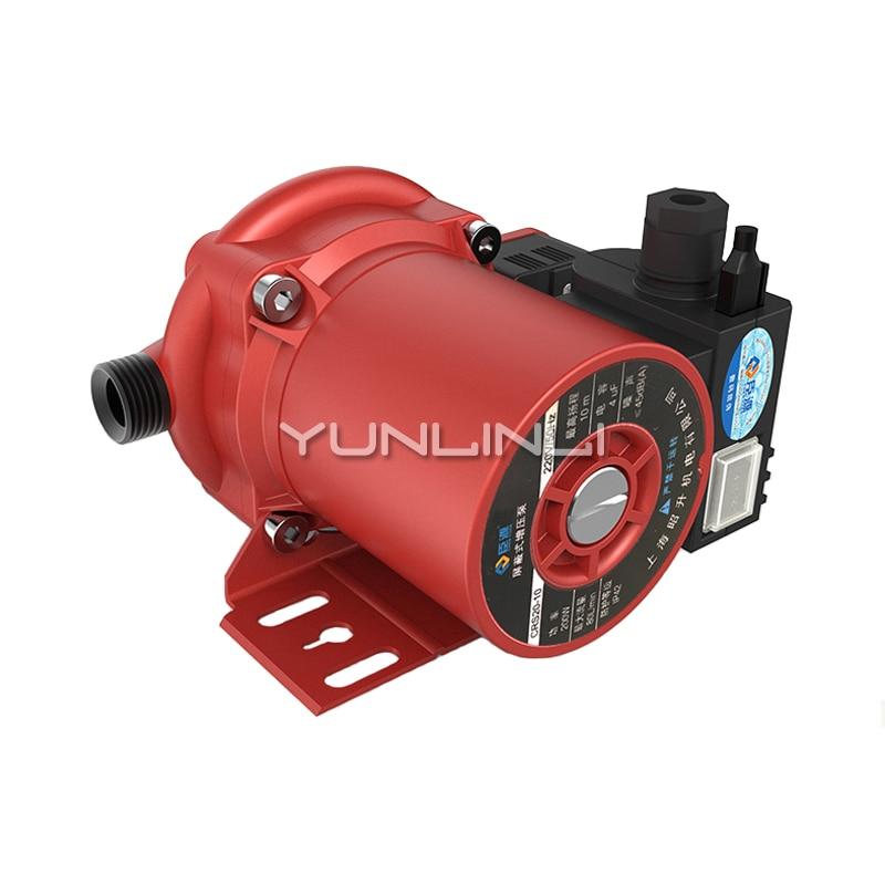 Bomba potenciadora automática Ultra silenciosa para el hogar, bomba potenciadora de gran flujo de agua Solar de 220V, 200W/320W