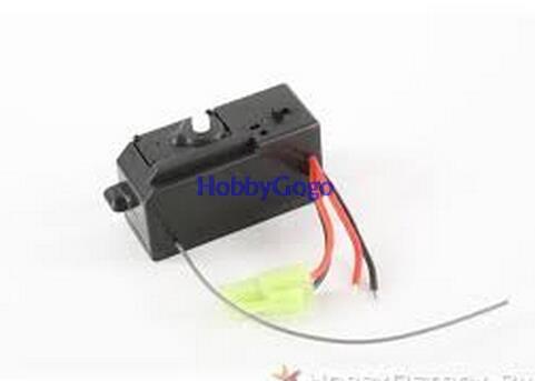 Pieza HSP 58050 receptor Pcb 3 en 1 controlador Esc Servo para 1/18 RC modelo coche Buggy Monster Truck 2,4 Ghz