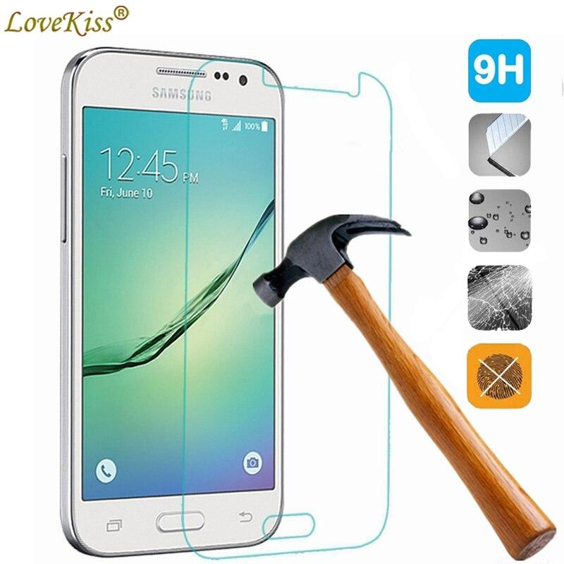 Para Samsung Galaxy Core Prime G360 G361 G360F G361F Protector de pantalla G360BT 9H película de vidrio templado G361H funda protectora