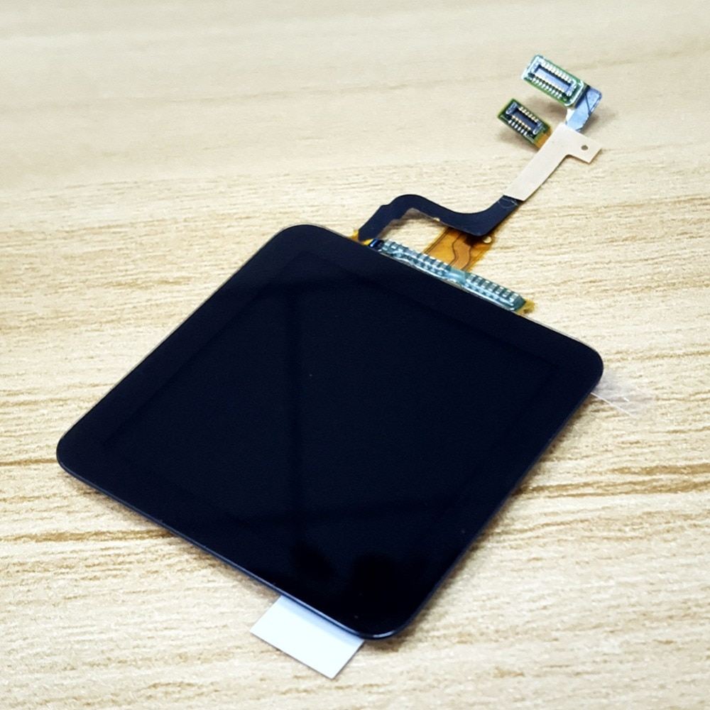 Sinbeda AAAA качественный ЖК-экран для iPod Nano 6 6G ЖК-дисплей кодирующий преобразователь сенсорного экрана в сборе Замена + клей черный