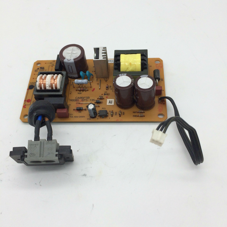 امدادات الطاقة مجلس لإبسون ستايلس فوتو R3000 L1800 1390 R1390 (CA86PSE نموذج EPS-135E) 110V طابعة طابعة أجزاء