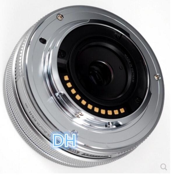 Lente Zoom 96% 14-42mm F3.5-5.6 EZ 14-42 para Olympus EM10 EM1 EM5 EP5 EP3 eppl5 EPM2 para Panasonic DMC-GF2 GF3 GF5 GX1 GX7 G10 GH1