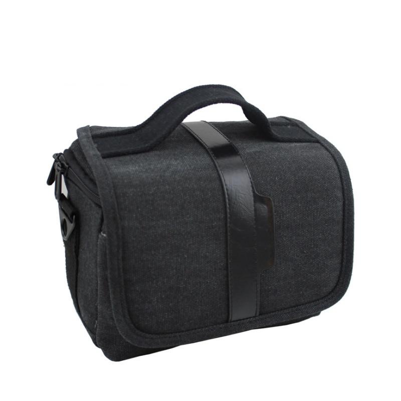 DSLR Camera Bag Fashion  Shoulder Bag Camera Case For Canon Nikon Lens Camera Bag
