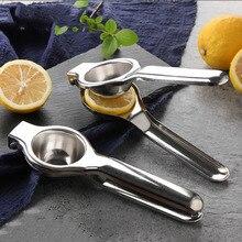 Нержавеющая сталь соковыжималка для цитрусовых Апельсиновая Ручная Соковыжималка Кухонные инструменты лимонная соковыжималка апельсиновый Queezer соковыжималка для фруктов
