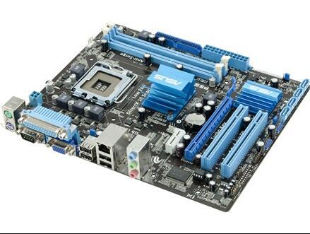 Utiliza Asus P5G41T-M LX V2 placa base de escritorio G41 Socket LGA...