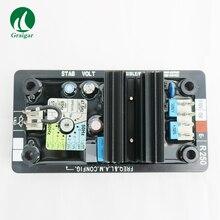 80-140V AC 50/60Hz AVR R250 Automatic Voltage Regulator For Generator 50/60 Hz jumper selectable