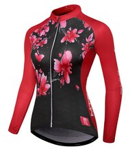 MTSPS 2018 femmes Pro cyclisme équipe Jersey vtt vélo vêtements 100% Polyester respirant sec Fit tissu
