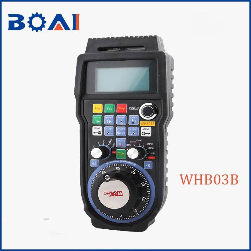 وحدة تحكم DSP لاسلكية WHB03B لنظام NC-Studio V5/V8 ، مسافة 40 متر ، نموذج تحديث جديد
