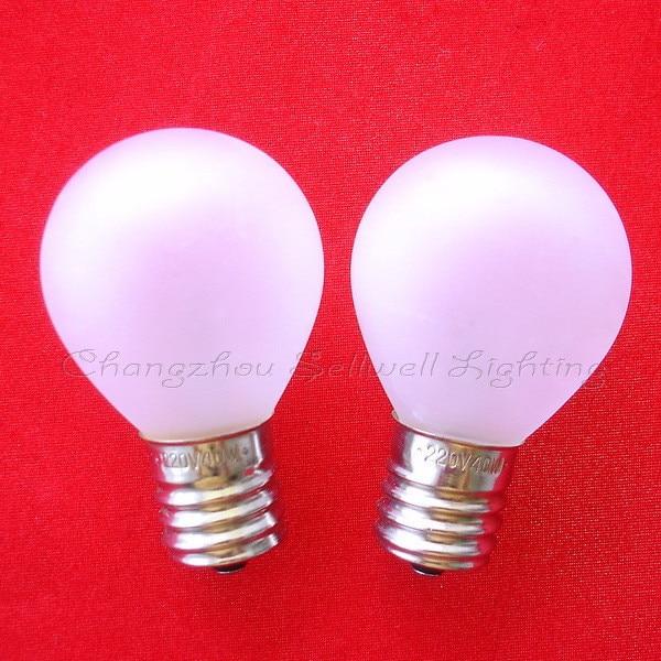 Miniature bulb 220v 40w e17 g35 scrub a492 high quality
