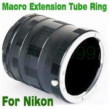 Macro Extension Tube Ring Mount Adapter for Nikon D7200 D7100 D5100 D5200 D7000 D750 D810 D800 D3100 D3200 D750