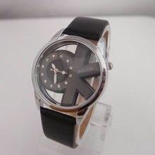 New Top Luxury Brand Leather Quartz Watch Women Ladies Fashion Wrist Watch Bracelet Wristwatches  Cl