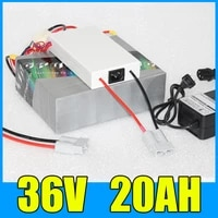 36v lithium li ion 20ah battery pack 42v 500w electric bicycle scooter bafang 36v battery free bms charger shipping