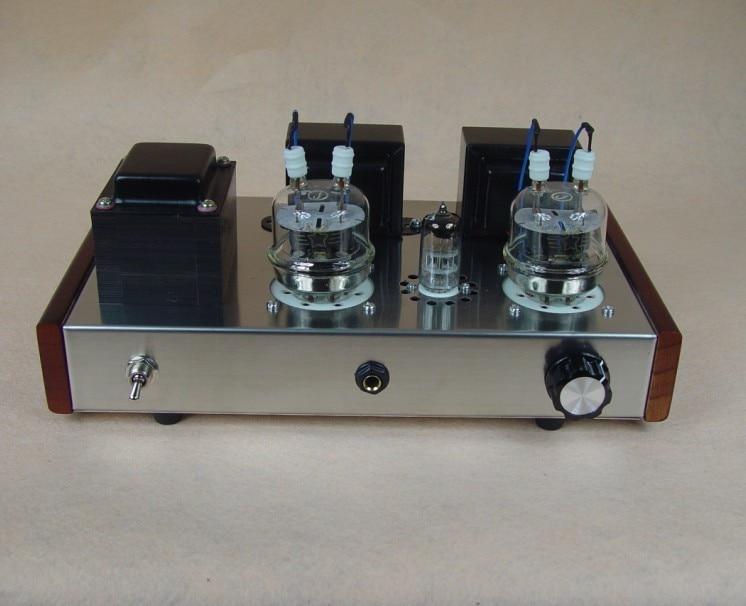 2019 Прямая продажа с фабрики паритетные акции Ограниченная серия ICAIRN AUDIO DIY 6N2 + FU19 трубка вакуумная трубка для наушников аудио усилитель 4 Вт + 4 Вт