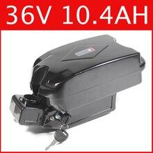 Samsung 36v 10.4ah batería de litio de bicicleta eléctrica 36v 500w E-Batería de bicicleta batería Li-Ion 36v