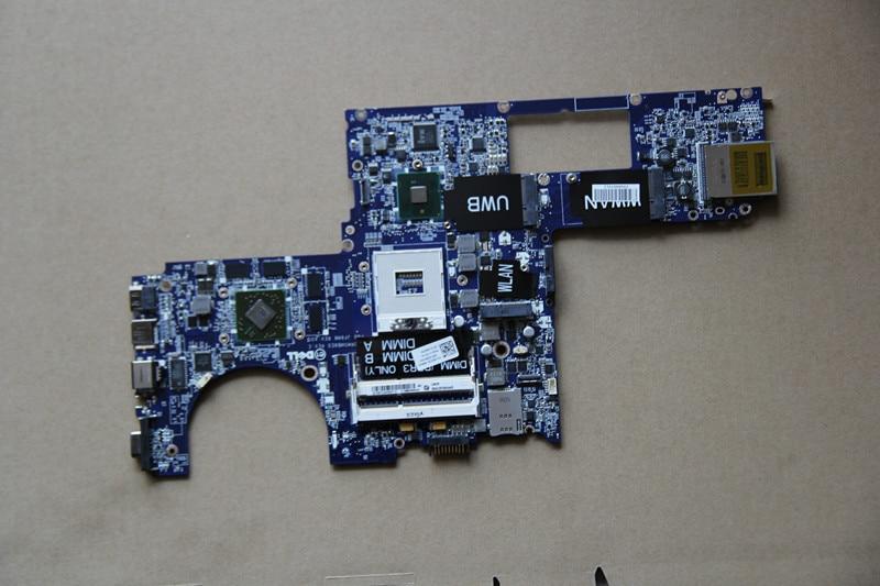 CN-065C2K 065C2K 65C2K لديل XPS 1647 اللوحة المحمول DA0RM5MB8E0 مع 216-0729051 GPU على متن PM55 DDR3 اختبار بالكامل