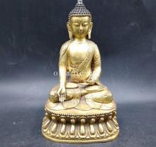 12 copper carved auspicious animal dragon design buddhism Vairocana Sakyamuni