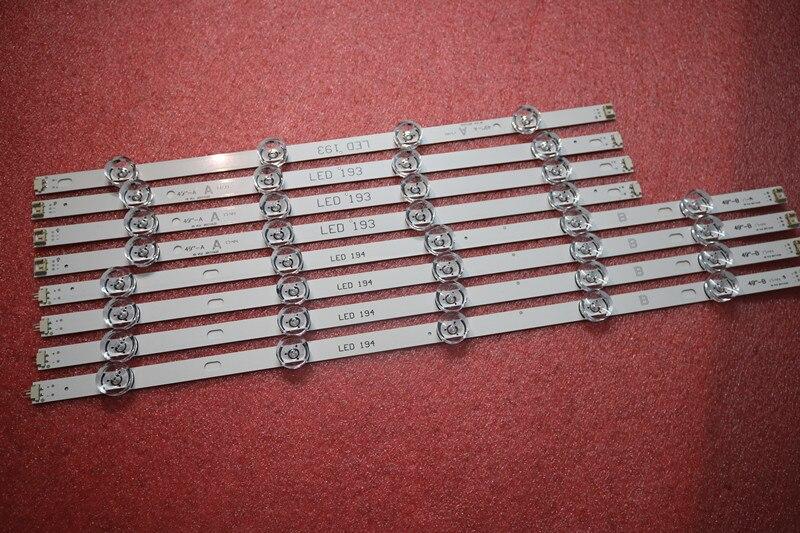 LED Backlight strip For LG 49LB620V Innotek DRT 3.0 49
