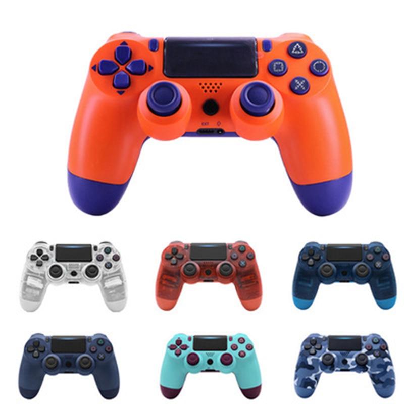 Paquete de versión europea de controlador Bluetooth para SONY PS4, mando para Play Station 4, Joystick inalámbrico, consola para PS3 Dualshock