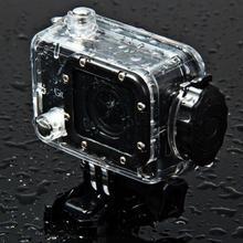 Haute qualité 30 M étanche housse de protection boîtier de protection sous-marine protecteur de plongée pour GitUp Git1 & Git2 caméra de sport