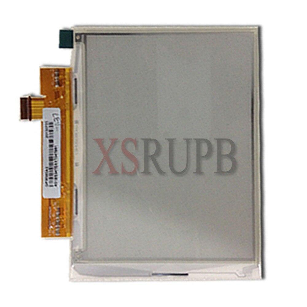 Nueva pantalla LCD de 6 pulgadas 39pin para lector de libros electrónicos Ritmix RBK-500 envío gratis