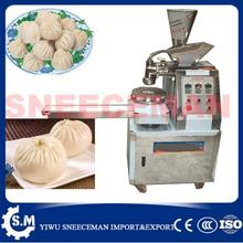 15-200 gramme 110 v/220 v acier inoxydable automatique à la vapeur farce chignon fabricant momo machine chinois baozi machine