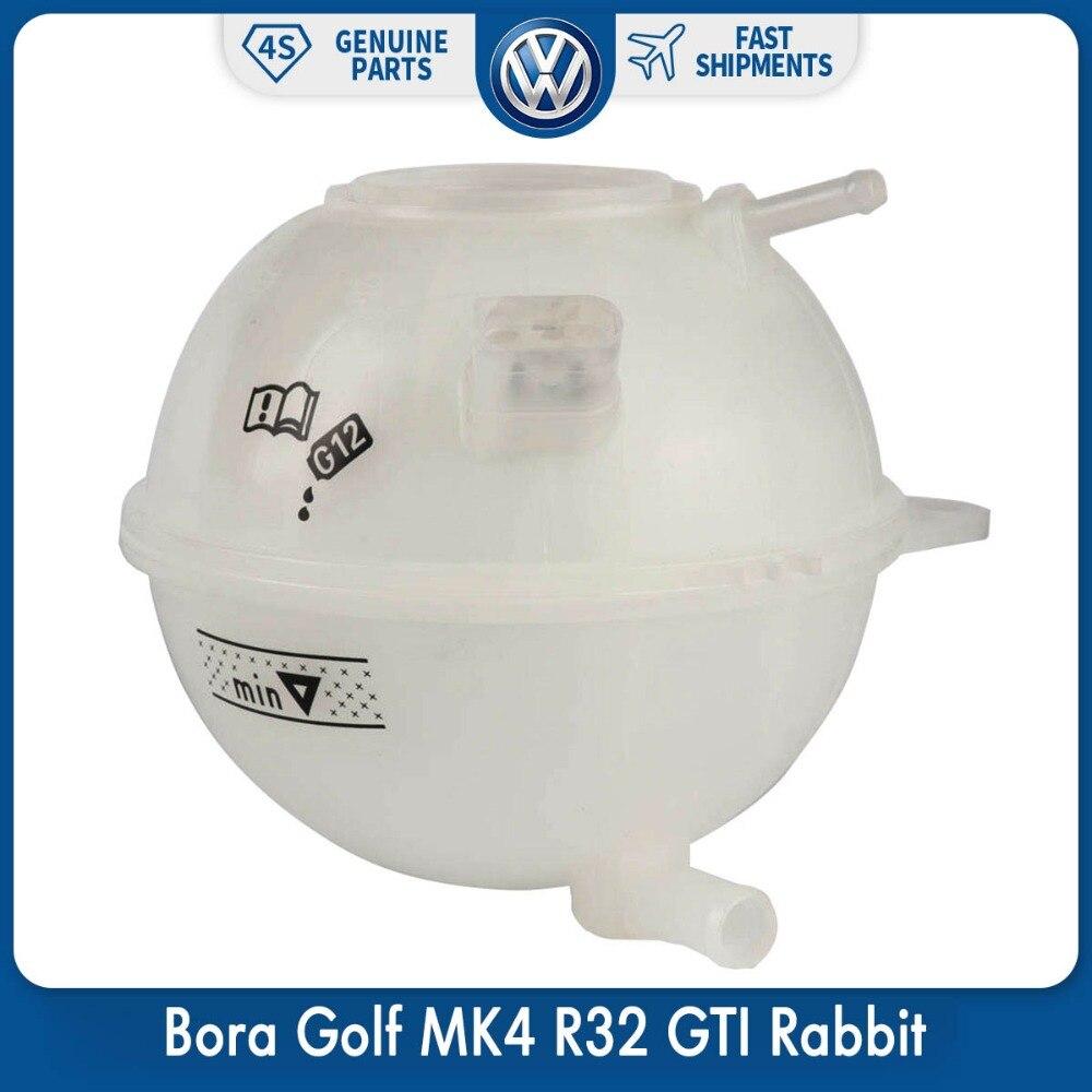 OEM Kühlmittel Reservoir Expansion Tank Für VW Volkswagen Golf Variant Bora Golf MK4 R32 GTI Kaninchen 1J 0 121 403 E