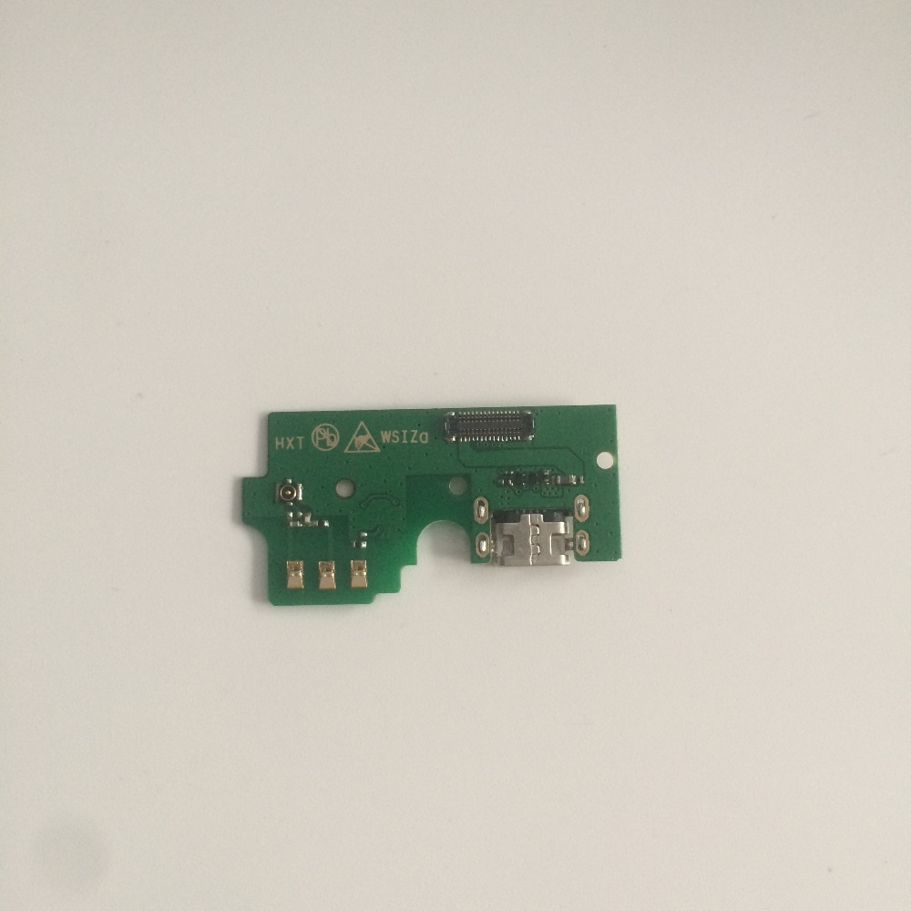 Used USB Plug Charge Board For Homtom HT20 MT6737 Quad Core 4.7 Inch HD 1280x720 Free Shipping