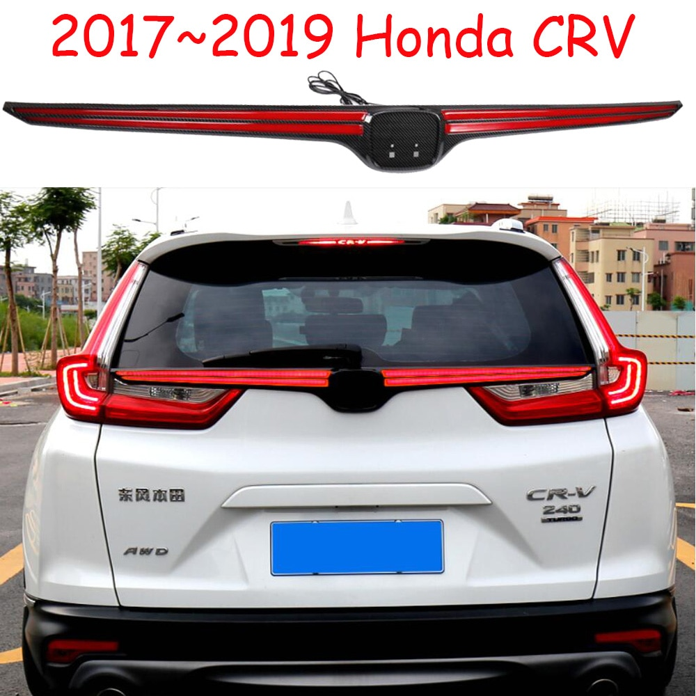Estilo de coche 2017 ~ 2019 CR V luz LED envío gratis; CR V trasera luz Crosstour... CRX... CR-Z elemento piloto penetración jazz