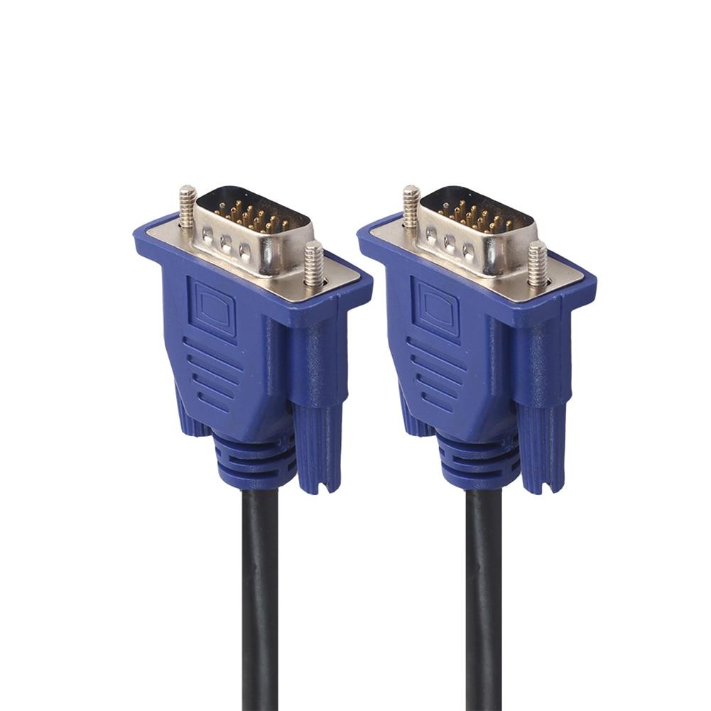 Cable de extensión VGA para Monitor de ordenador, Cable HD VGA de...