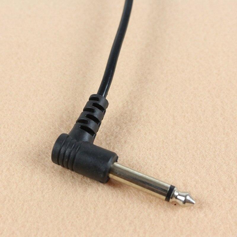 """Nueva guitarra eléctrica Amp Cable plomo instrumento Audio 6,35mm 1/4 """"macho M/M Cable línea BN99"""
