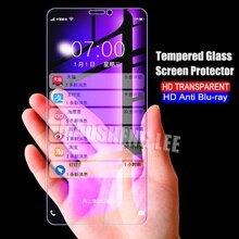 2 pièces verre trempé pour Huawei Honor Note 10 protecteur décran 9 H 2.5D Anti Blu-ray verre trempé pour Huawei Honor Note 10