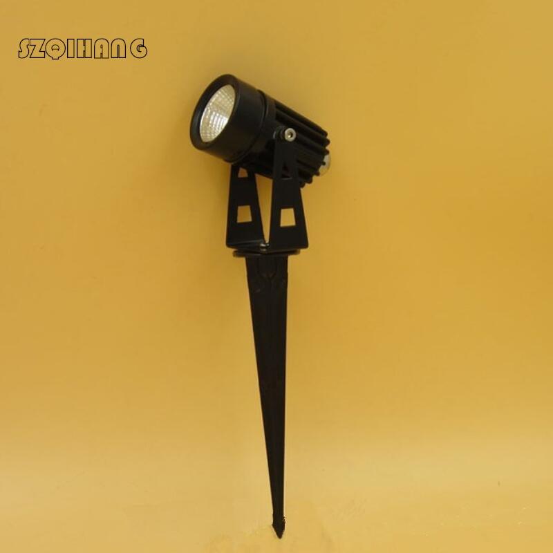 مصباح حديقة led ، إضاءة خارجية ، COB ، 5W ، IP68 ، 12V ، 110V ، 220V