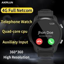 Montre intelligente Android 4.4 étanche BT 4.0 3G Wifi GPS SIM pour iPhone Smartwatch hommes femmes appareils portables affaires et Sports