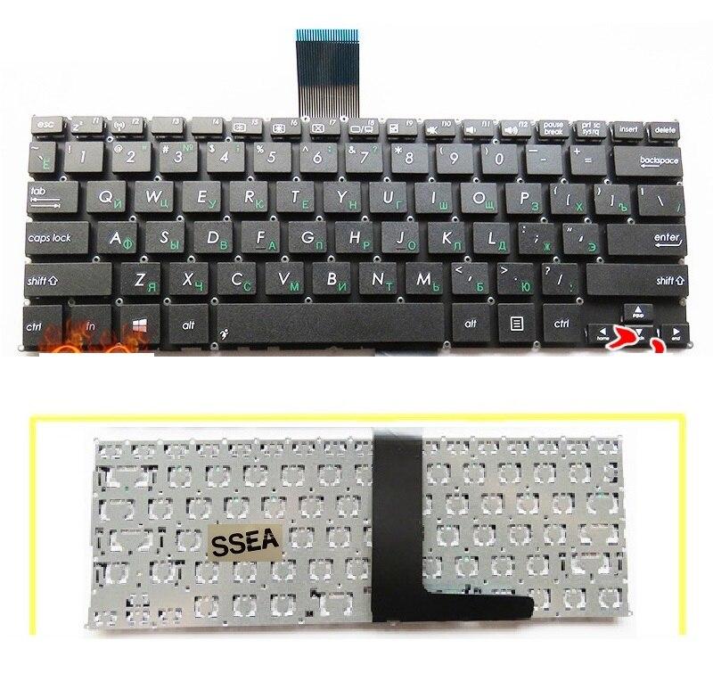 SSEA новая RU Клавиатура для ноутбука ASUS F200 F200CA F200LA X200 X200C X200CA X200LA, русская клавиатура без рамки