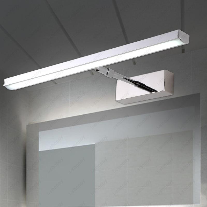 6W/8W SMD 2835 LED Wall Sconces Retractable Lamp Fixture Shop Mirror Makeup Light