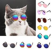Bella Occhiali Cat Prodotti per animali domestici Eye-indossare Occhiali Da Sole Per Il Piccolo Cane Gatto pet Foto Puntelli Accessori di Vendita Superiore Prodotti per animali domestici
