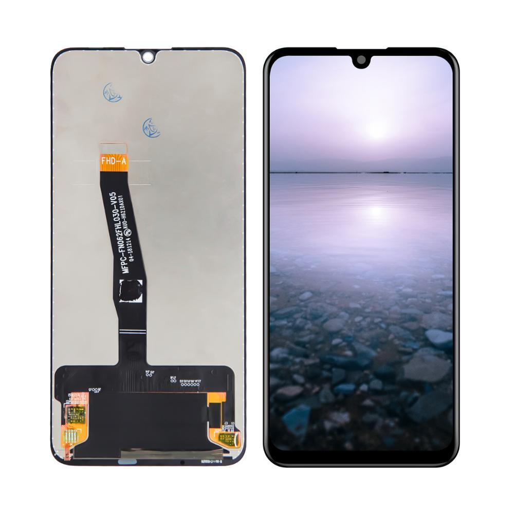"6,21 ""LCD para Huawei P Smart 2019 pantalla LCD pantalla táctil digitalizador de vidrio ensamblaje para Huawei POT-LX1 L21 LX3 pantalla LCD"