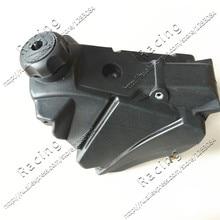 2002-2008 racing KTM50 KTM 50 SX50 sx 50 czarny zbiornik paliwa z tworzywa sztucznego zestaw motocykl pit bike