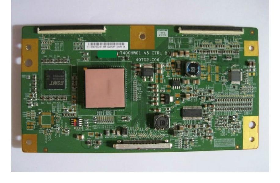 LCD مجلس T400HW01 V5 40T02-C06 المنطق مجلس ل/ربط مع T-يخدع ربط المجلس