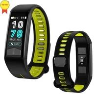 ecg ppg smart watch heart rate blood pressure monitor ecg smart bracelet ip68 waterproof pedometer sport fitness ecg wristband