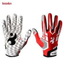 BOODUN Pro Baseball bâton gant pour hommes femmes anti-dérapant en cuir PU Softball Sport gants Baseball frappeur gants équipement