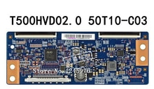 free shipping 100% original for T500HVD02.0 CTRL BD 50T10-C03  test work ,instock