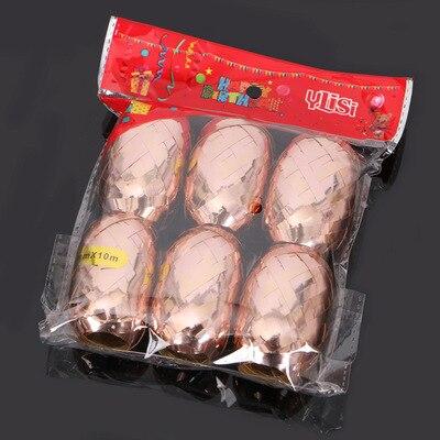 5 MM * 8 MM cinta de Navidad decoraciones de fiesta de cumpleaños niños balones cintas de cumpleaños globos accesorios decoración de fiesta 6 unids/lote